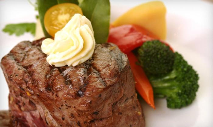 Wilfs Restaurant & Bar - At Union Station: $40 Worth of Upscale Organic Food