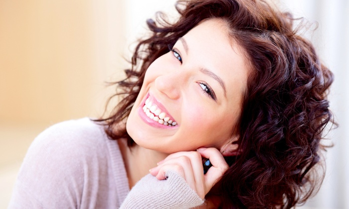 Aquarius Tanning Salon and High Tech Spa - Colorado Springs: $39 for an In-Office Whiter Image Teeth-Whitening Treatment at Aquarius Tanning Salon and High Tech Spa ($118 Value)