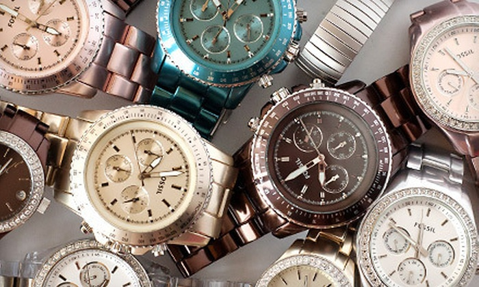 Fossil Women's Watches : Fossil Women's Watches (Up to 61% Off). 12 Styles Available.