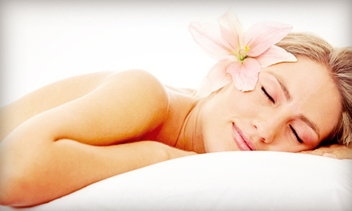 Natural Therapeutics Massage & Wellness - Colorado Springs: Detox Package with Optional Salt-Glow Body Treatment at Natural Therapeutics Massage & Wellness (Up to 51% Off)