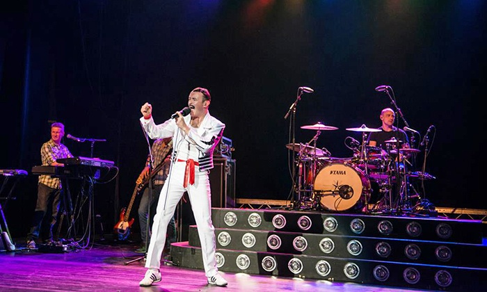 One Night of Queen - Fox Performing Arts Center: One Night of Queen at Fox Performing Arts Center on Friday, March 7, at 7 p.m. (Up to 52% Off)