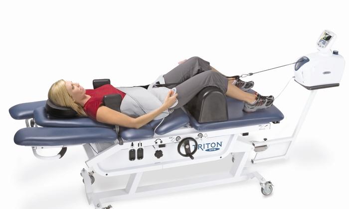 Ottawa Spinal Decompression Center - Greenbelt: Up to 90% Off Spinal Decompressions at Ottawa Spinal Decompression Center