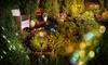 3D tuinlamp op zonne-energie
