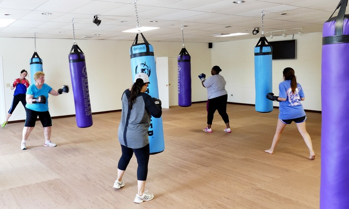 Patrons Fitness - Dulles: Up to 77% Off Fitness Boxing Classes at Patrons Fitness