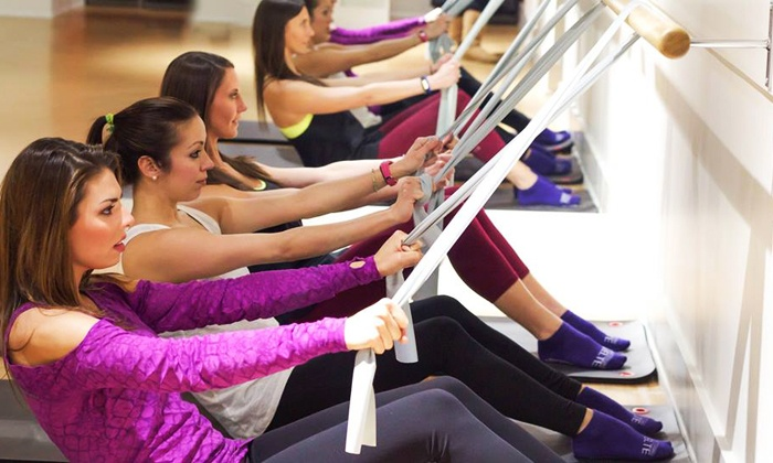 Svelte Fitness Studio - Brookhaven: Five Barre Classes or One Month of Unlimited  Classes at Svelte (Up to 66% Off)