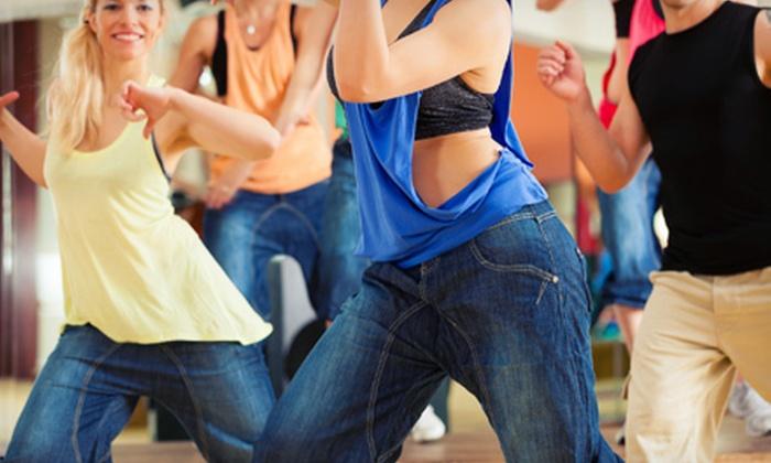 Zu Cru Fitness - Multiple Locations: 5, 10, or 20 Zumba Classes at Zu Cru Fitness (Up to 66% Off)