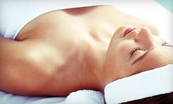 Sol Elements Massage Studio - Altamonte Springs: Choice of a Seaweed or Red-Wine Body Wrap or Both at Sol Elements Massage Studio (Up to 70% Off)