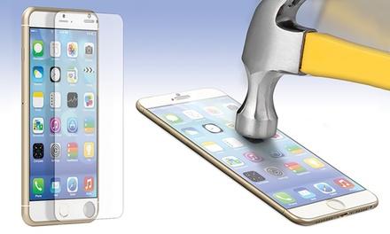 Displayschutz aus gehärtetem Glas für Apple iPhone, iPad oder Samsung Galaxy