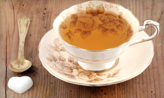 La-Tea-Da! Tearoom & Parlour - East Avenue: $10 for $20 Worth of Tea and Café Fare at La-Tea-Da! Tearoom & Parlour