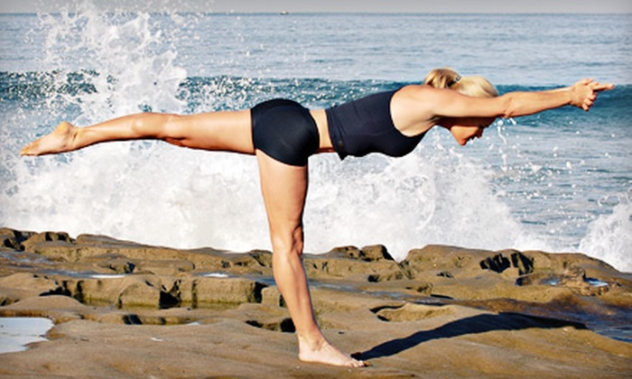 Bikram Yoga La Jolla - Village: 10 Bikram-Yoga Classes or One Month of Unlimited Bikram-Yoga Classes at Bikram Yoga La Jolla (Up to 72% Off)