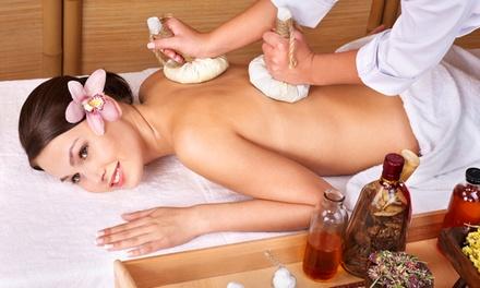 80 Min. ayurvedische Massage bei Well Time Massagen (bis zu 55% sparen*)