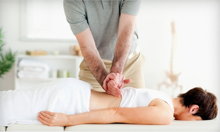 DeMent Family Chiropractic - Ward 2: Chiropractic Treatments at DeMent Family Chiropractic (Up to 82% Off). Three Options Available.