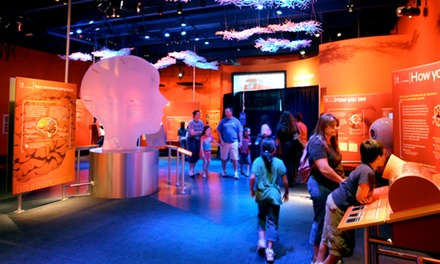 General Admission for One or Two to Liberty Science Center (Up to 52% Off), or a $5 Donation