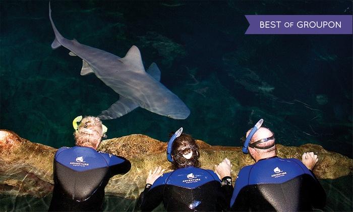 34 Off Adventure Aquarium Camden Nj Groupon