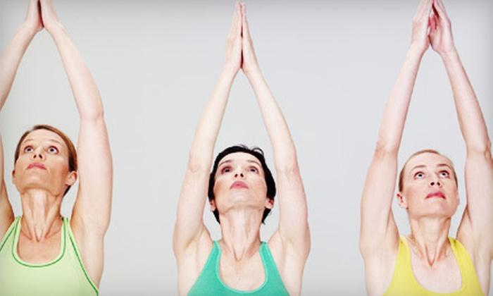 Yoga with Bhavani - McFarland: 5 or 10 Classes at Yoga With Bhavani in McFarland (Up to 72% Off)