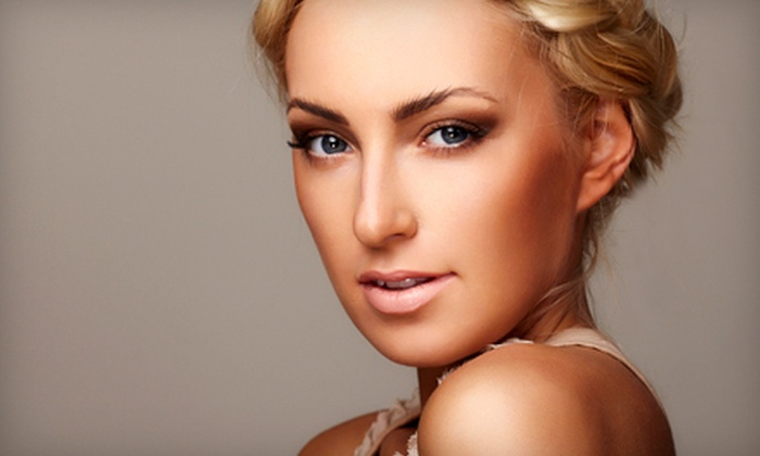CaciClub - Dallas: One, Two, or Three CACI Nonsurgical Face-Lift Facials at CaciClub (Up to 82% Off)