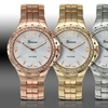 Geneva Platinum Beam Collection Women's Watch