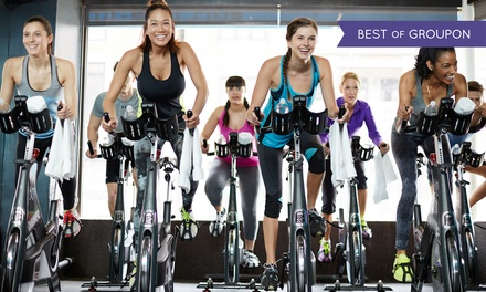 62% Off Classes at St. Louis' Original Spinning