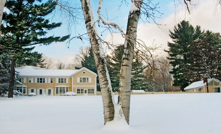 Groupon Deal: 1- or 2-Night Stay at Devonfield Inn in Lee, MA
