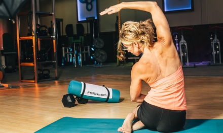 Yoga or Pilates Classes at Infusion Yoga and Pilates Studio (Up to 76% Off)