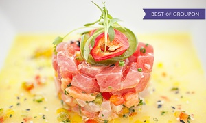 Deseo: Three-Course Prix Fixe Dinner for Two or Four at deseo (Up to 52% Off)