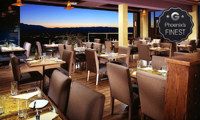 Alchemy Restaurant at CopperWynd - Fountain Hills, AZ: New American Cuisine for Lunch or Dinner at Alchemy Restaurant at CopperWynd (Half Off). Three Options Available.