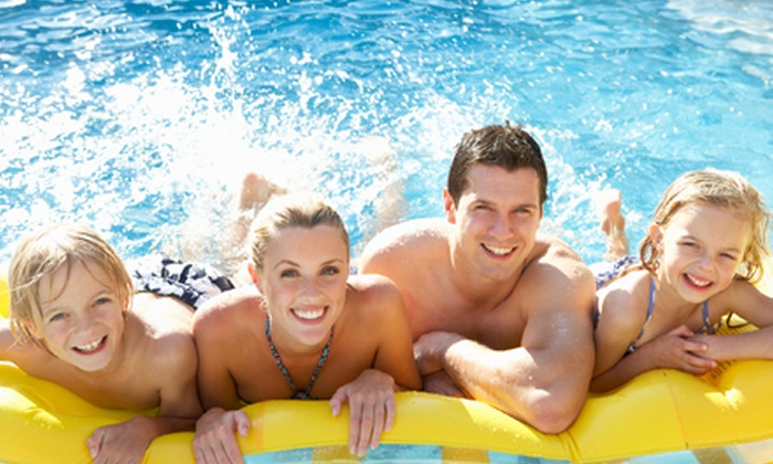 Sahara Pools - Clinton: Pool Accessories and Patio Furniture at Sahara Pools (Up to 56% Off). Two Options Available.