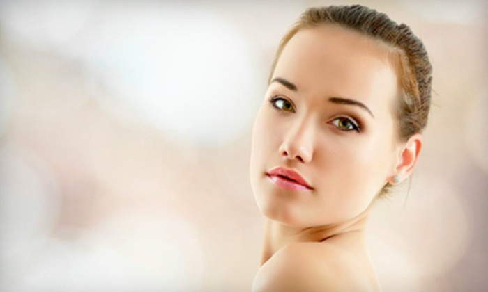 Euphoria Spa and Hair Design - Gulf Breeze: One, Two, or Three A-Lift Nanocurrent Facial Treatments at Euphoria Spa and Hair Design (Up to 57% Off)