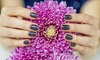 Polished Nails - Lake Harbor: A Manicure with Nail Design from Polished Nail Salon (57% Off)