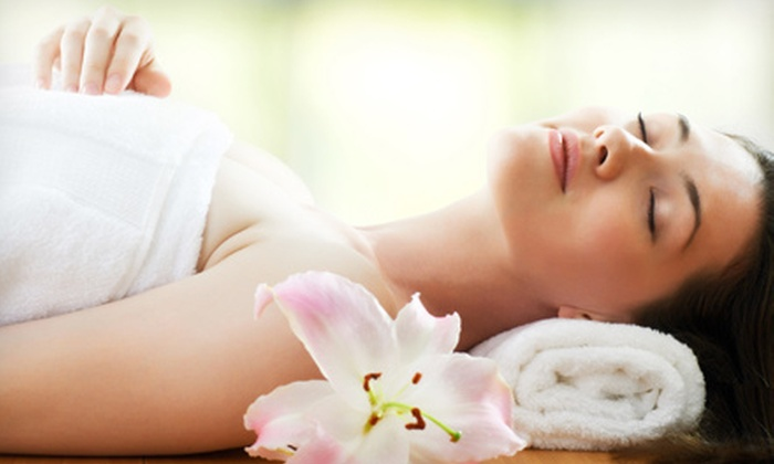 The Spa at Lanier - Buford: Massage, Facial, or Both with Paraffin Treatment at The Spa at Lanier (Up to 68% Off)