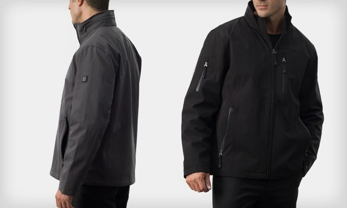 T-Tech by Tumi Men's Jacket: $54 for a T-Tech by Tumi Men's Jacket ($199 List Price). Multiple Colors and Sizes Available. Free Shipping and Returns.