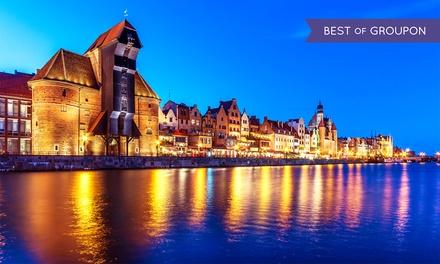 Gdańsk: 1-7 nocy dla 2 osób z wyżywieniem i opcjonalnie bonem do spa w Hotelu Orle
