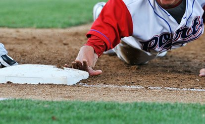 image for Stockton Ports Baseball Game for Two or Four (Through June 30)