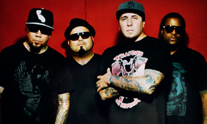 P.O.D. & Flyleaf - Mojoes: P.O.D. and Flyleaf at Mojoes on July 14 at 7 p.m. (Up to Half Off)