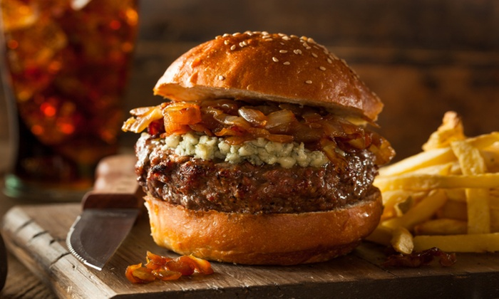 Great American BurgerFest - Great American BurgerFest: 1-Day Admission for Two or Four, or 3-Day Admission for Two at Great American BurgerFest (Up to 40% Off)