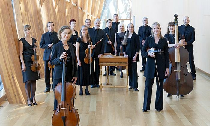 """Musik Mania"" - George Weston Recital Hall: Tafelmusik Baroque Orchestra: Musik Mania on October 6 at 8 p.m."
