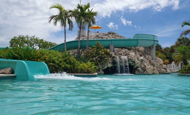 TripAlertz wants you to check out ✈ Flamingo Bay Hotel and Marina Stay with Airfare from Vacation Express. Price per Person Based on Double Occupancy. ✈ Bahamas Vacation with Airfare - Bahamas Vacation