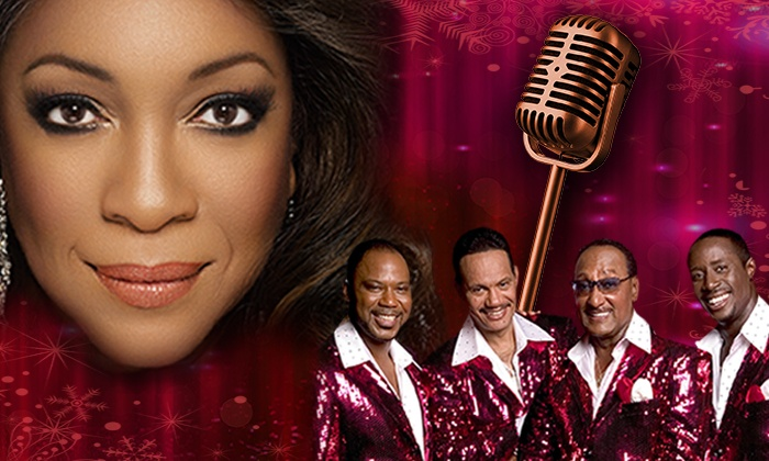 Mary Wilson Motown Holiday Spectacular with special guests The Four Tops - Harris Theater for Music and Dance: Mary Wilson Motown Holiday Spectacular with special guests The Four Tops at Harris Theater (Up to 58% Off)