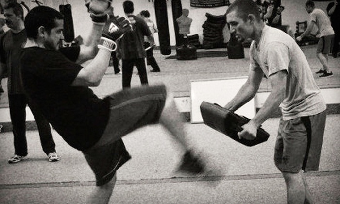 Connecticut Krav Maga - Multiple Locations: 10 Krav Maga Classes or One Month of Unlimited Krav Maga Classes at Connecticut Krav Maga (Up to 87% Off)