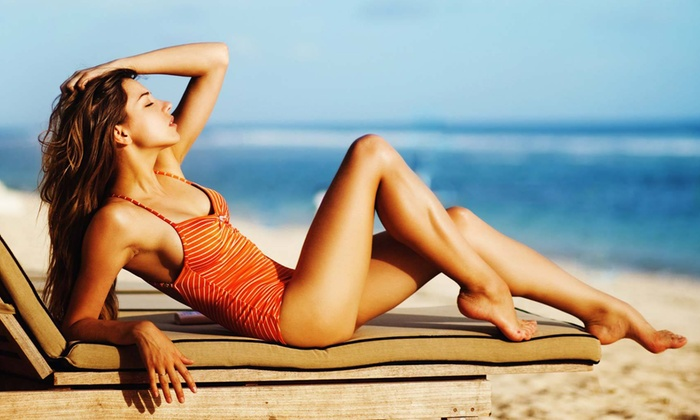 SunSational Tanning - Spokane Valley: Month of Unlimited Spray Tanning or UV Tanning or Platinum Salon Access at SunSational Tanning (Up to 67% Off)