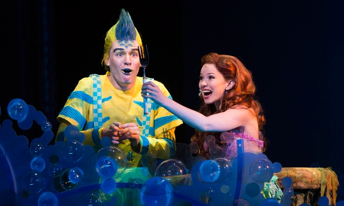 """Disney's The Little Mermaid"" - Randolph Theatre: ""Disney's The Little Mermaid"" (April 2–24)"
