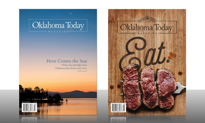 Oklahoma Today Magazine: One- or Two-Year Subscription to Oklahoma Today (Up to 60% Off)