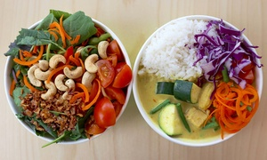Thai Curry Kitchen: Thai Food or Family Curry Meal at Thai Curry Kitchen (Up to 45% Off)