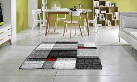 Fino a 72 su tappeti d 39 arredo moderni groupon for Groupon arredo giardino