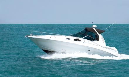 Permis bateau côtier à passer en semaine ou le week end dès 149 € avec Accès Nautique