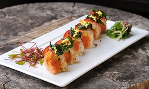 Koi Restaurant: $68 for a Three-Course Prix Fixe Meal for Two at Koi Restaurant ($140 Value)