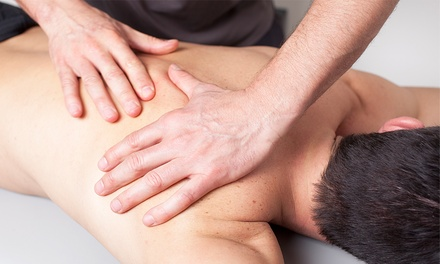 Croydon Osteopathic Practice: Spinal Assessment and Treatment for £26 (64% Off)