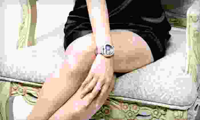 Vein Institute of Connecticut - Multiple Locations: One or Two Sclerotherapy Treatments at Vein Institute of Connecticut (Up to 72% Off)