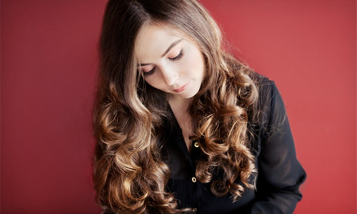 Martha Munoz at Silhouette's Beauty Salon - Parkway: Haircut with Options for Highlights, Color, or Both from Martha Muñoz at Silhouette's Beauty Salon (Up to 57% Off)