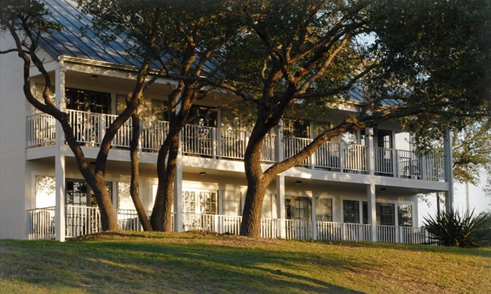 European Inspired Hotel In Texas Hill Country